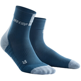 cep 3.0 Short Socks Women blue/grey